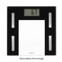 Thinner� Glass Body Analysis Scale with USB Connection Inset Image
